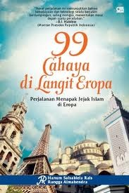 "Review Novel ""99 Cahaya di Langit Eropa"""